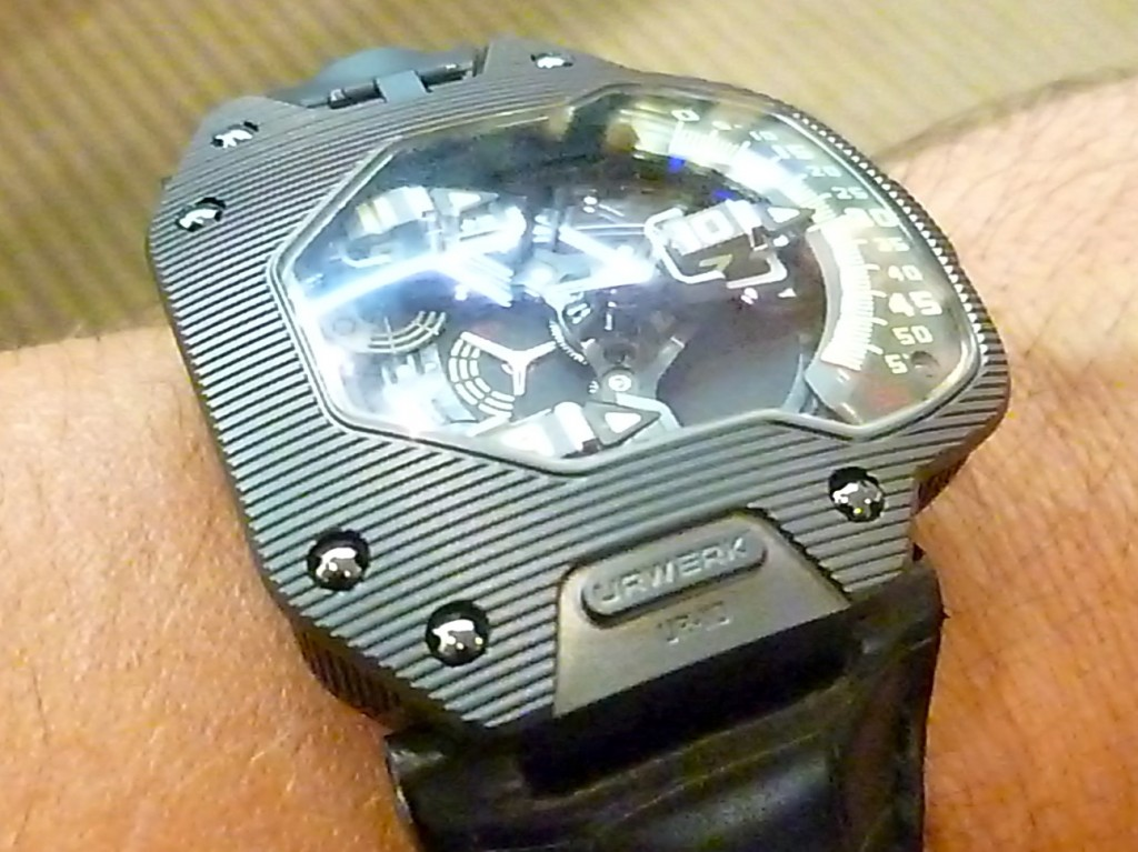 110 Collection Urwerk The