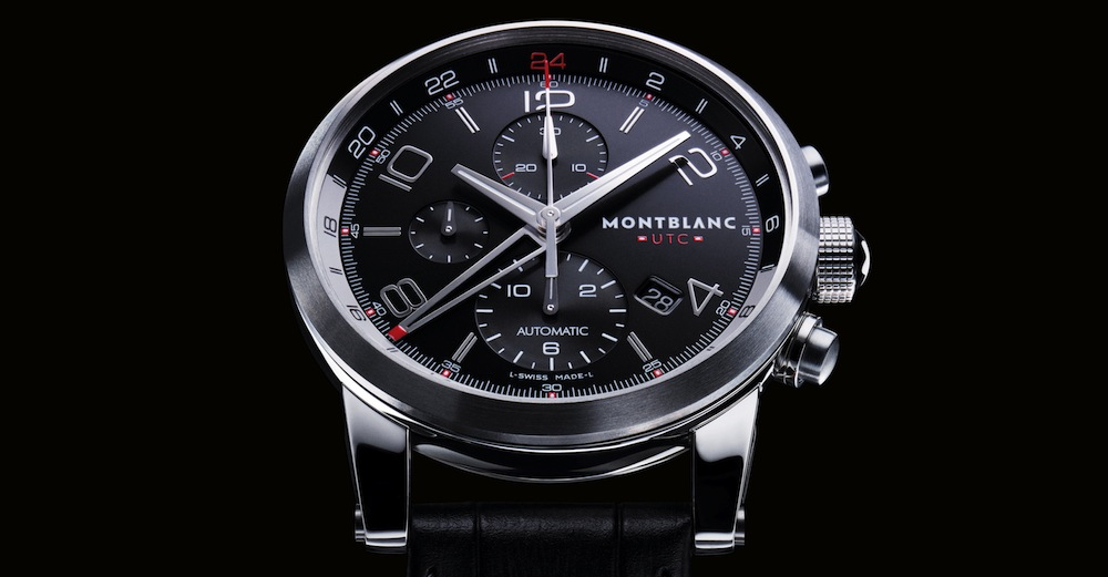 montblanc timewalker chronograph review