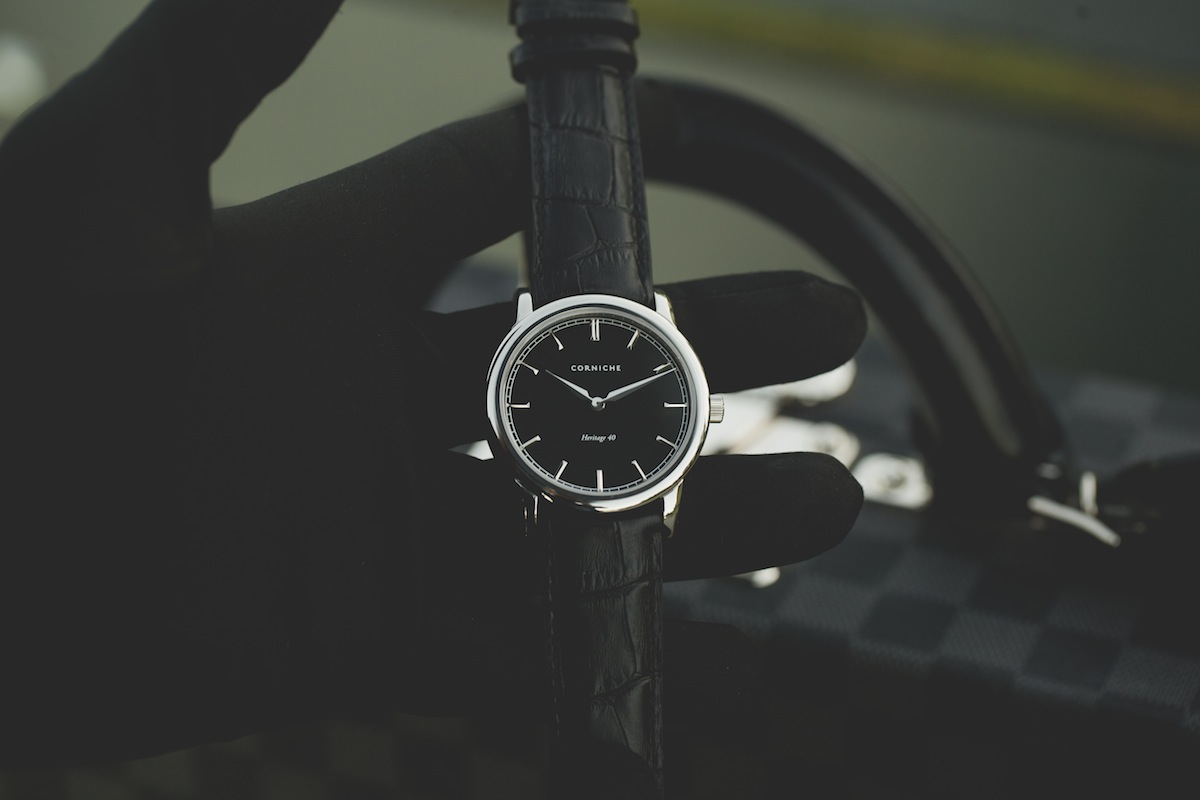 corniche watches heritage 40 total design reviews