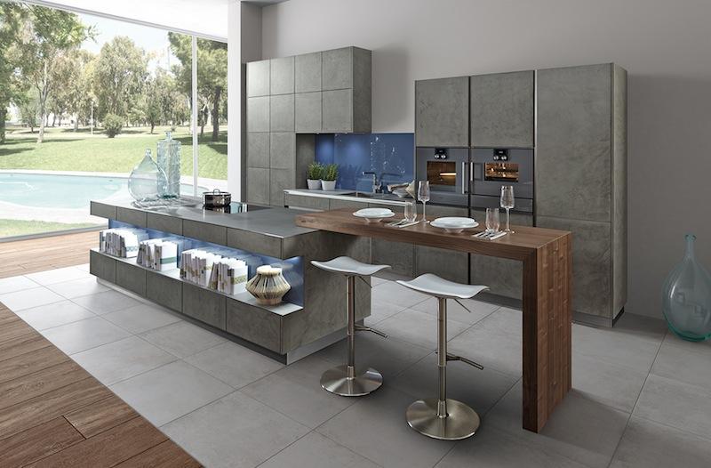 Zeyko kitchens total design reviews for Kitchen design visit