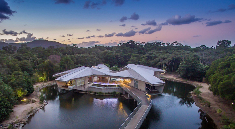 Charles Wright Architects Stamp House Alkira Total Design Reviews