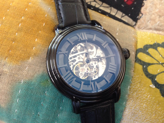 horloge thomas earnshaw