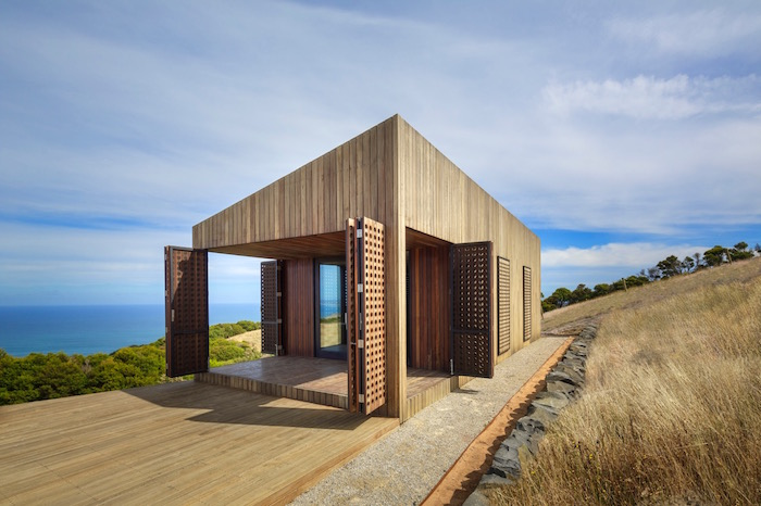 Jackson, Clements, Burrows Architects Moonlight Cabin