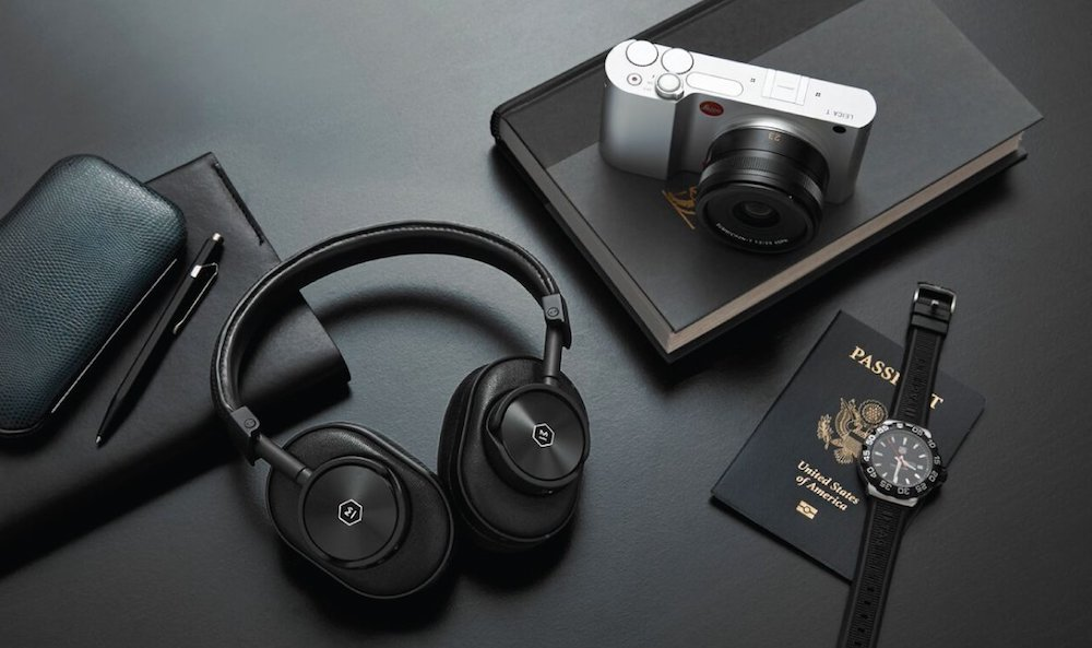 Master & Dynamic MW60 (Wireless over ear headphones)