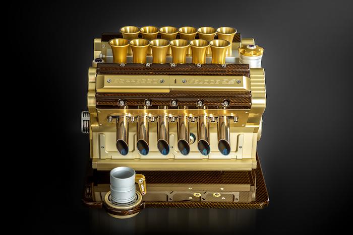 Super Veloce Espresso Veloce Royale