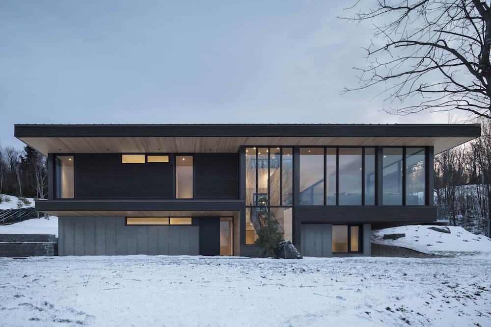 Bourgeois Lechasseur Architecte Villa Vingt