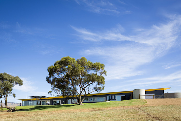Max Pritchard Architect Barossa House