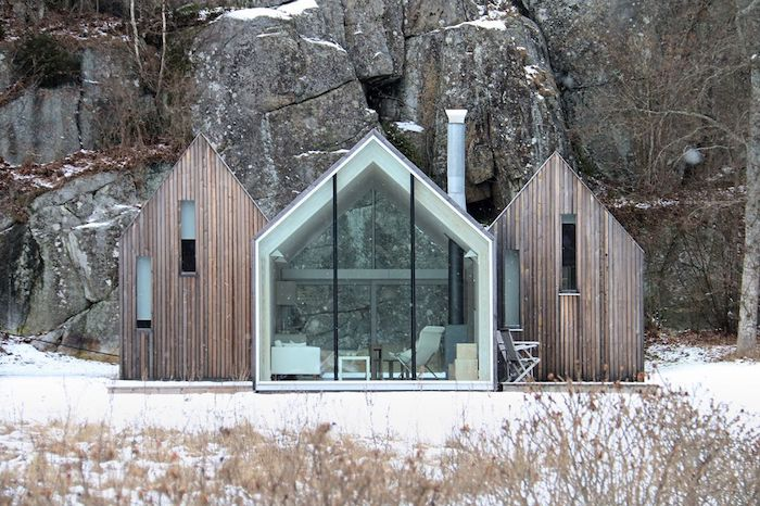 Reiulf Ramstad Arkitekter Micro Cluster Cabins