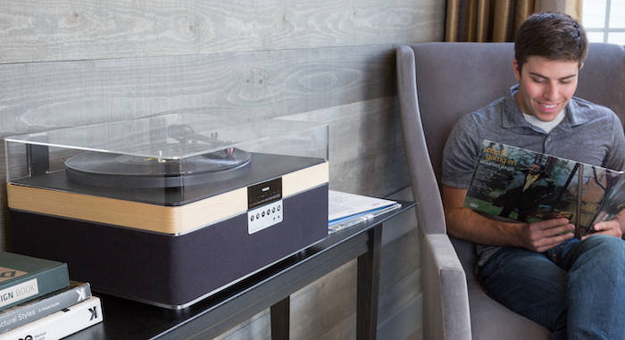 Plus Audio The+Record Player Special Edition Walnut