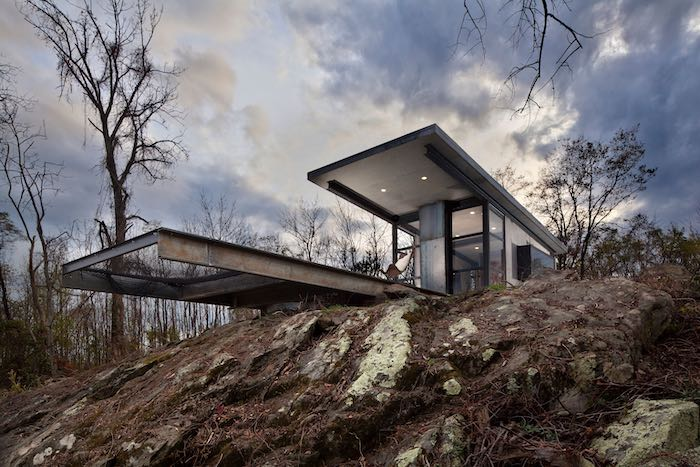 Greenspur Lost Whiskey Concrete Cabin