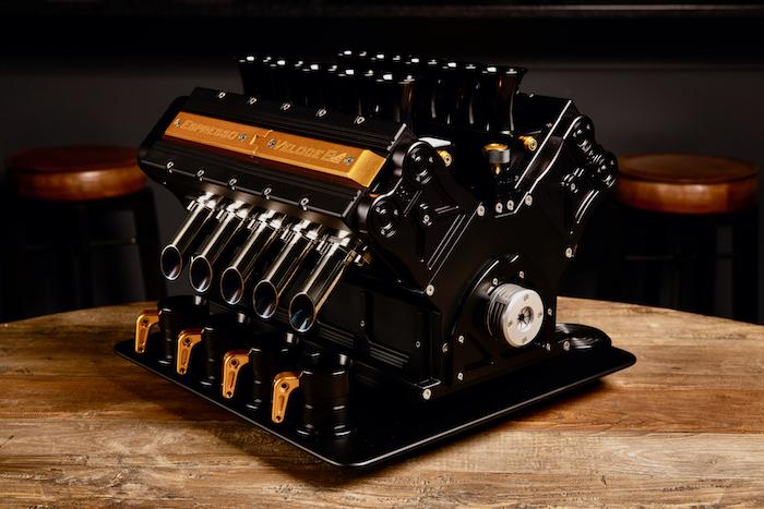 Super Veloce Espresso Veloce V10 (Lamborghini Huracan)