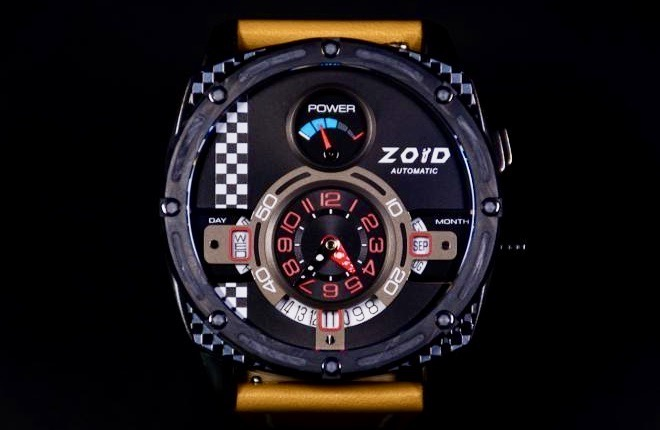 Zoid Power Racing Black