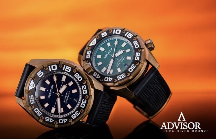 Advisor SUPA Diver Bronze