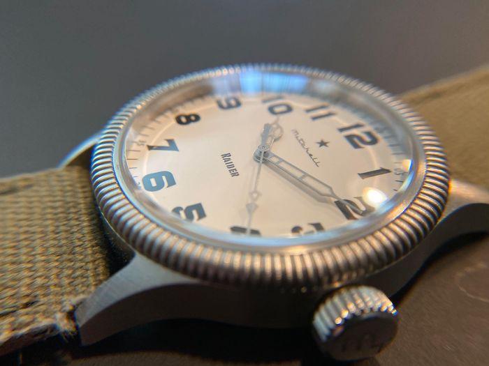 Mitchell Timepieces Raider pilot watch