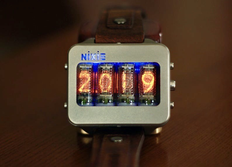 NixieHorizonte – Nixie Watch