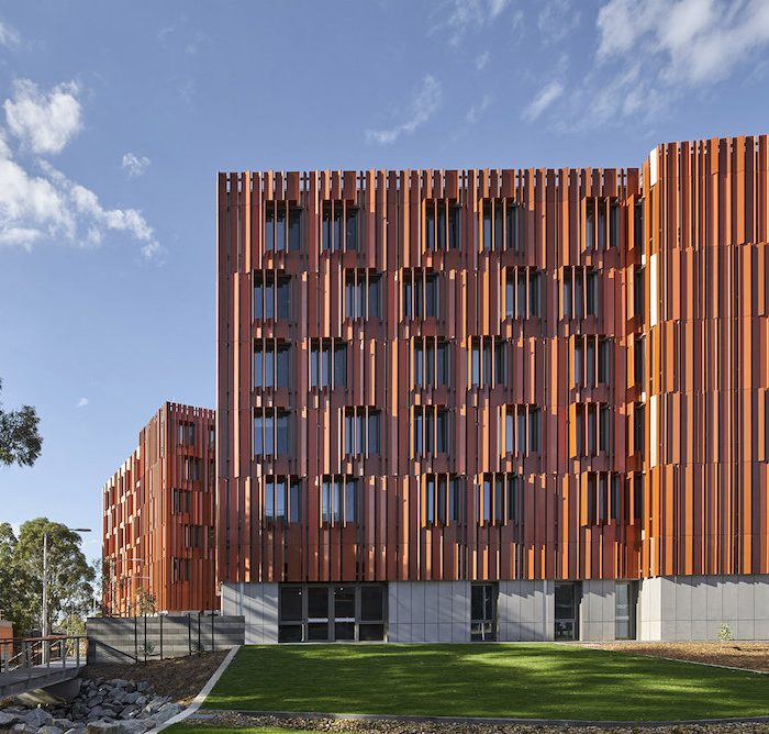 Jackson Clement Burrows Architects Gillies Hall – Monash University