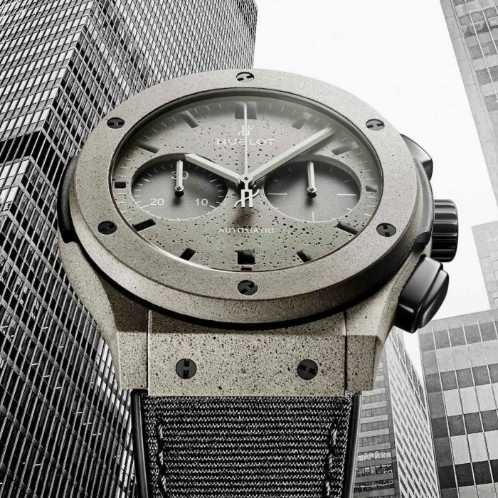 Hublot Classic Fusion Concrete Jungle New York