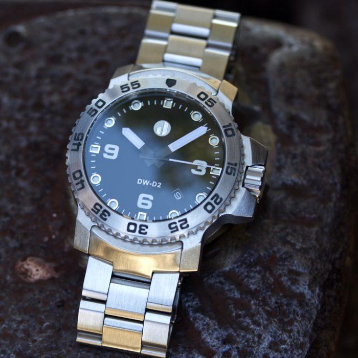Duzu Watches DW-D2 Dive Watch